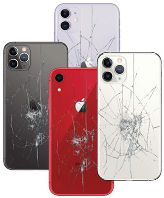 iPhone galinio dangtelio keitimas nuo 59€